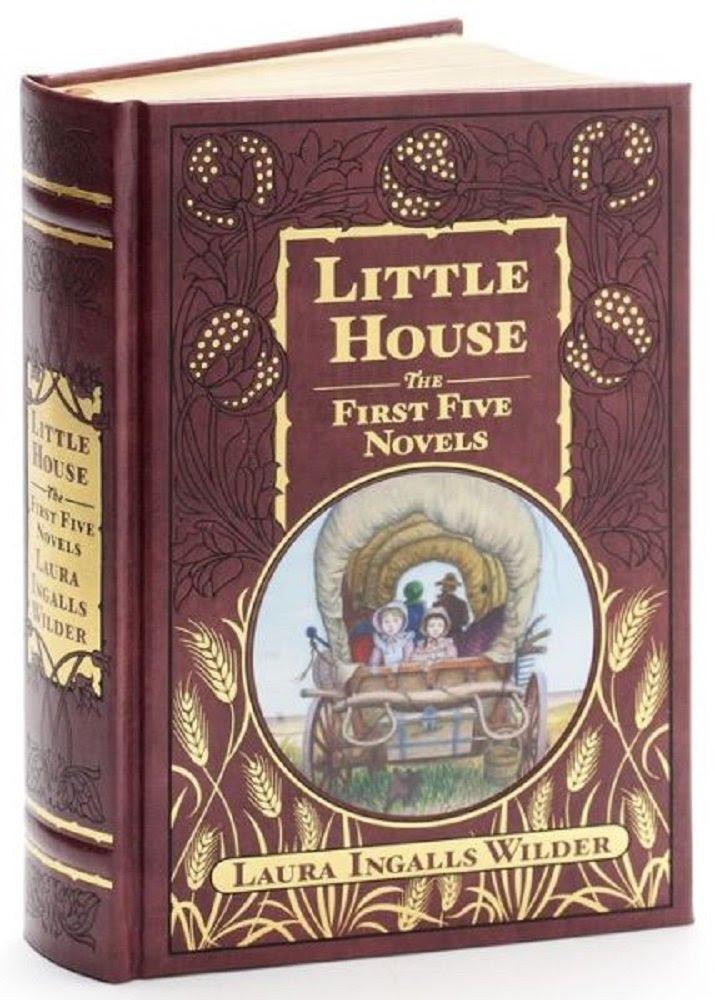 The Little House Books (2 Volume Set): Laura Ingalls Wilder, Garth ...
