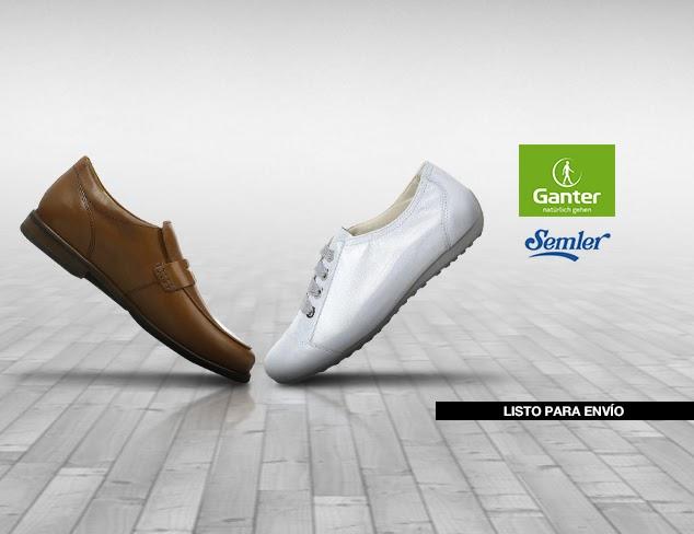 MASM: Rebajas zapatos Ganter y Semler hasta el sábado 26
