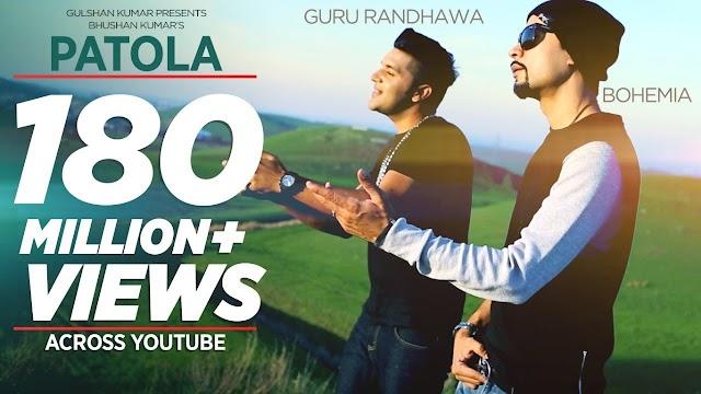 Patola (Full Song) Guru Randhawa | Bohemia | T-Series - Guru Randhawa | Bohemia Lyrics | पटोला