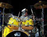 Devo drummer