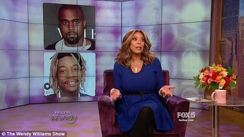 Wendy Williams wades into Kanye West and Amber Rose battle