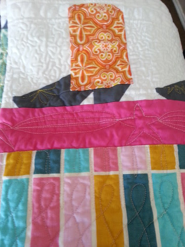close up quilting by punkrockertracey