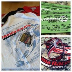 backstage pass honda, gpstpete, hondaracing, indycar2012, hondaracinghpd