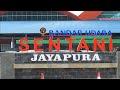 BANDARA LOGISTIK SENTANI ANGKASAPURA Jayapura Papua