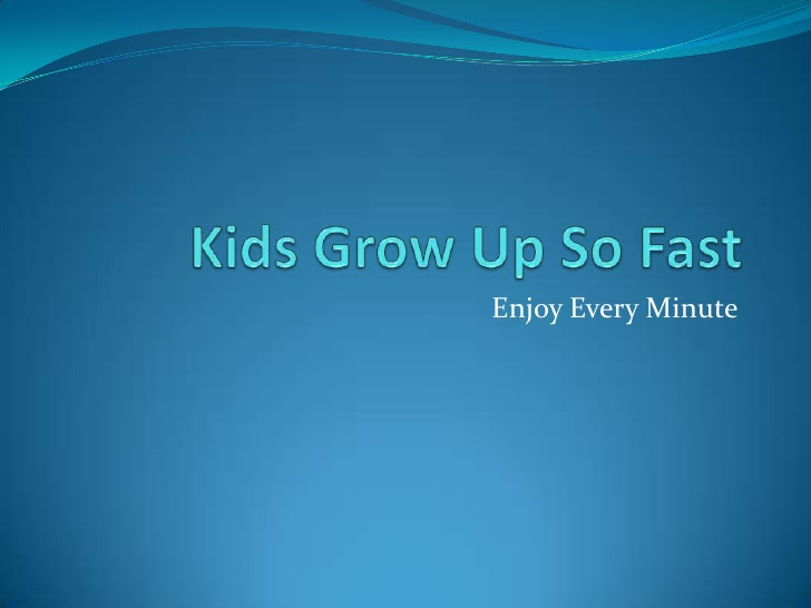 Are Children Growing Up Too Fast Essay