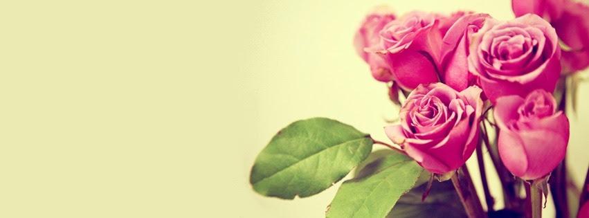 Capas para Facebook cor-de-rosa pink