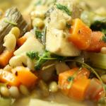 Nigel Slater haddock chowder recipe on Nigel Slater's Dish ...