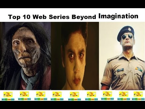 Top 10 Hindi web series With unique content/ Best Indian web series in H...
