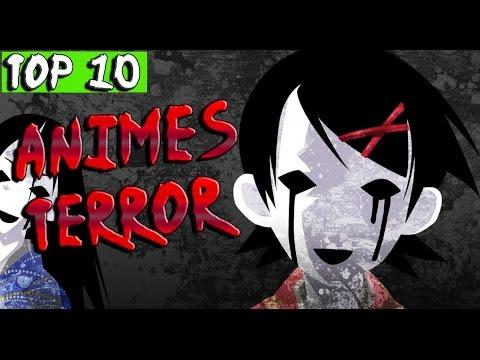 Los 10 Animes Mas Terroríficos