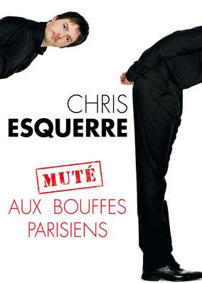 Chris Esquerre muté aux Bouffes Parisiens