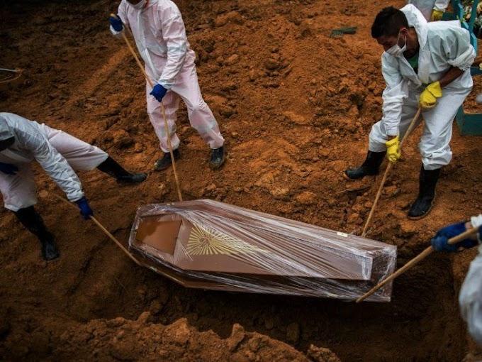 Brasil, al borde del colapso, vive la fase más mortífera de la pandemia