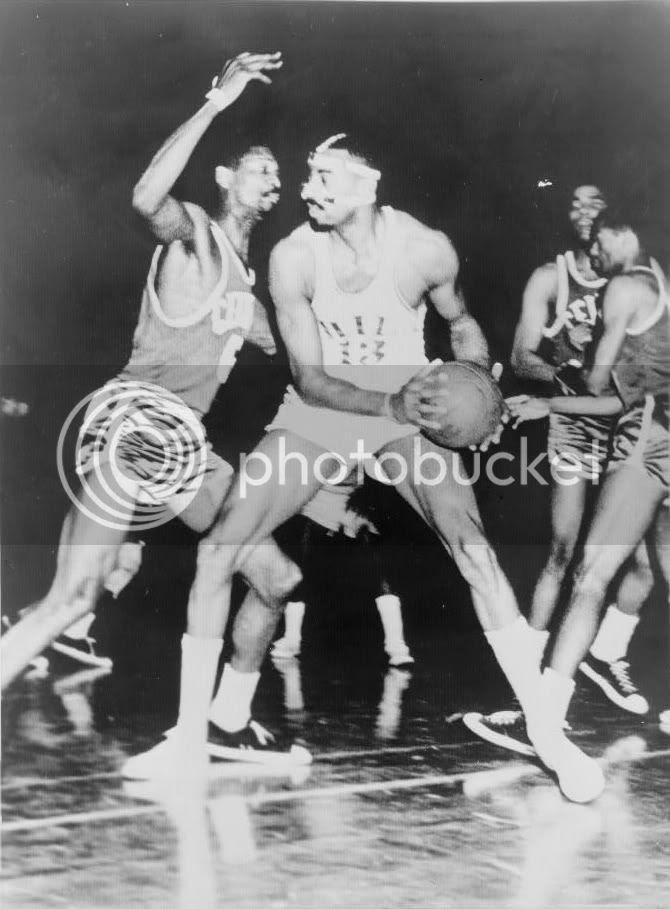 Bill Russell, ganador de la NBA y de la vida.