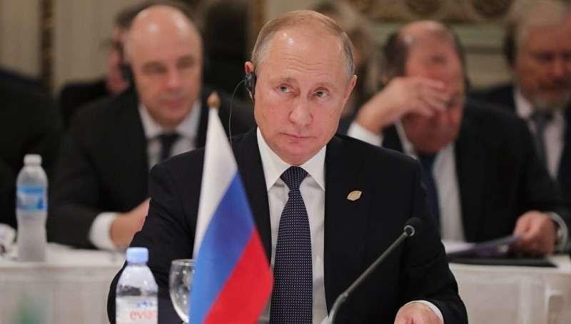 Vladimir Putin falou sobre sanções, Síria e o Tratado INF na reunião do BRICS na Argentina