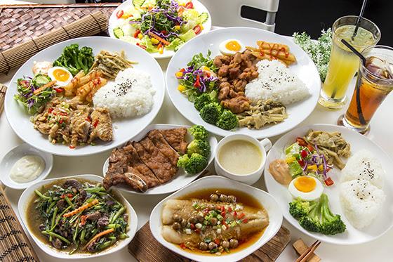窩聚廚房/義式/泰式/義大利麵/飲料/中式/簡餐/輕食/沙拉/聚餐
