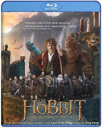 The Hobbit An Unexpected Journey 2012 Dual Audio Hindi 480p BluRay 500mb