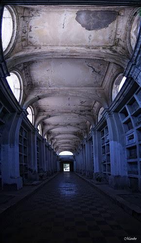 Cementerio General by Alejandro Bonilla