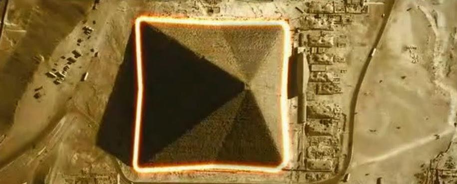 5 Fatos que comprovam a Grande Pirâmide de Gizé foi construída por uma antiga civilização extremamente avançada