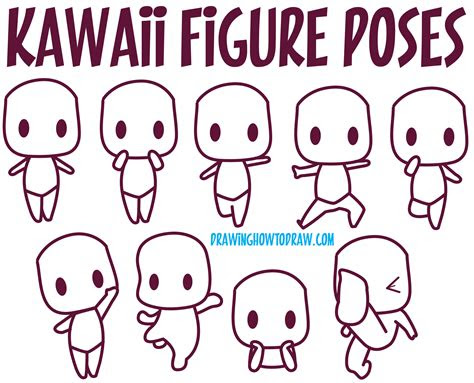 guide  drawing kawaii characters part    draw