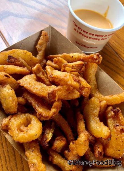 Fried Onion Straws