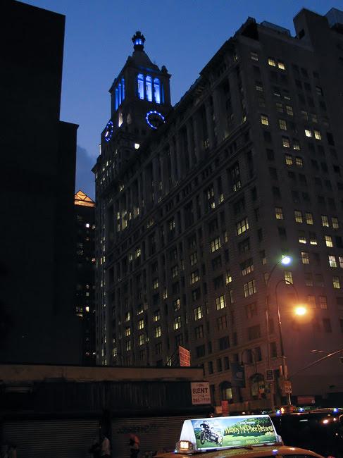 Twilight on 14th Street