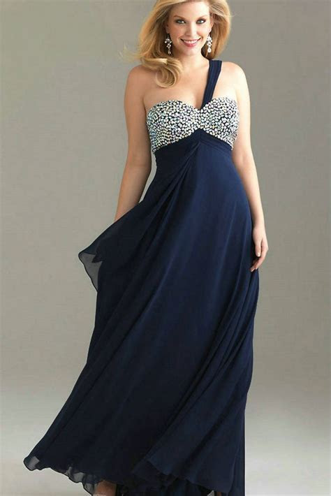 Look Stylish With Formal Dresses Plus Size : 100  Gorgeous