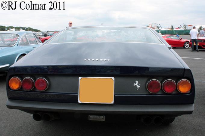 Ferrari 365 GTC/4, Siverstone Classic