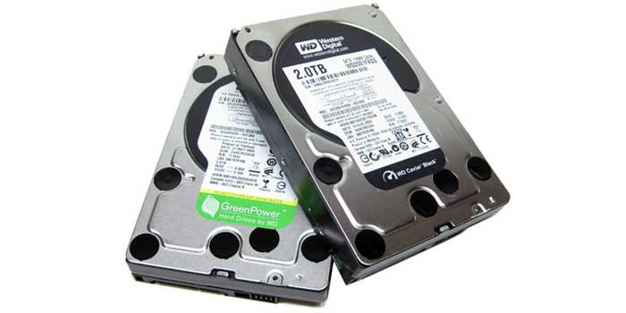 2 Ways - How to Recover Data from Western Digital Hard Drive Mac