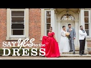 Our Wedding Day VLOG | Said Yes to MillyBridal Affordable Wedding Dress ...