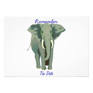 Remember Elephant