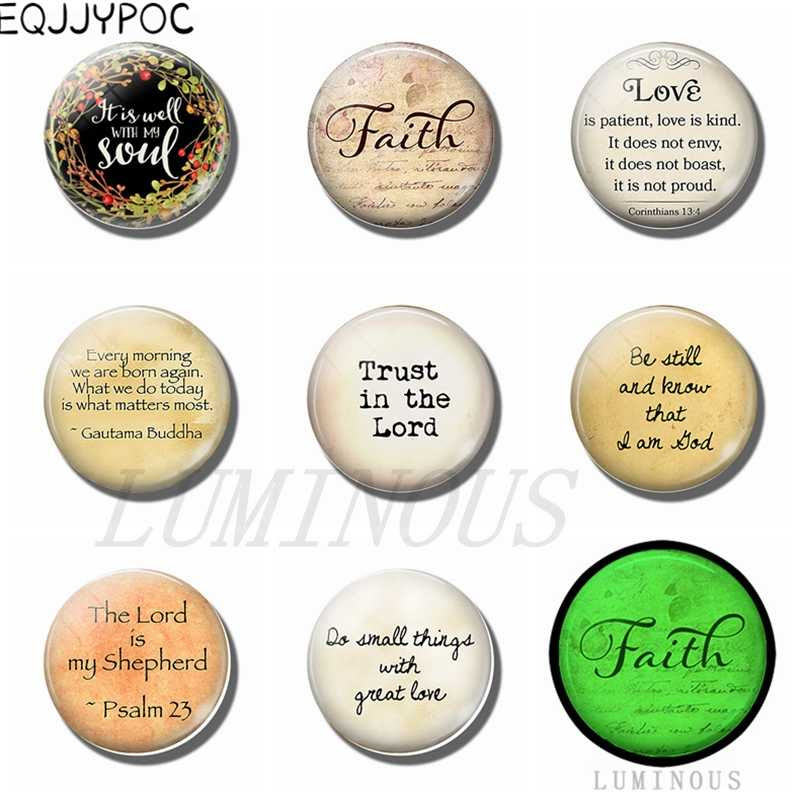 Detail Feedback Questions About God Quotes Bible Letter 30 Mm Fridge