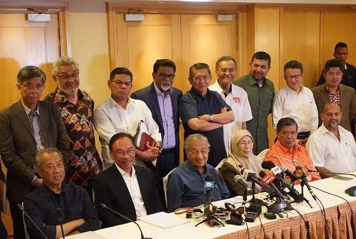 Peralihan kuasa untuk kepentingan Anwar?