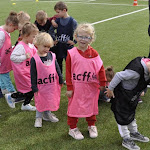 Mons: 800 enfants découvrent le foot au stade Tondreau (photos et vidéos)