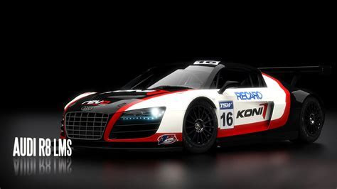 AUDI R8 LMS Wallpapers   HD Wallpapers