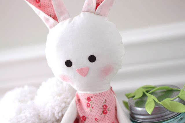 rag doll dies, easter bunny edition