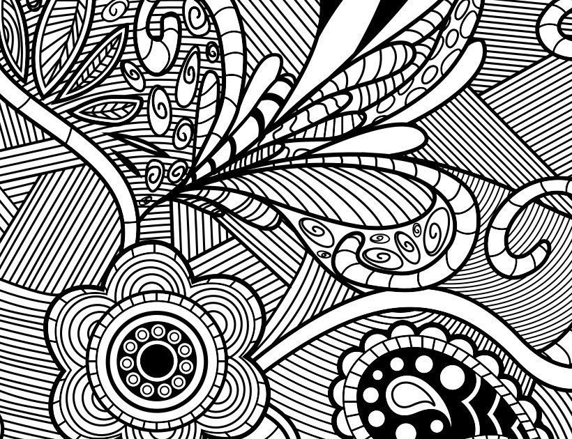 Coloriage En Ligne Mandala Adulte   30000 ++ collections de pages à colorier imprimables