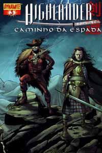 Highlander o caminho da espada completo