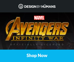 Shop Avengers Infinity War apparel at DesignByHumans.com.