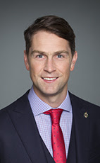 Photo - William Amos - Click to open the Member of Parliament profile