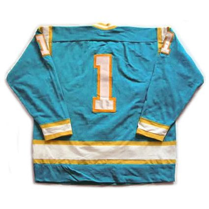 California Golden Seals Jersey