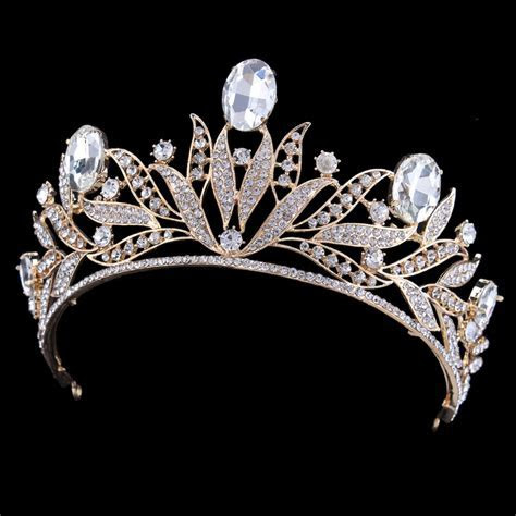 Aliexpress.com : Buy Wedding Bridal Crystal Tiara Crowns
