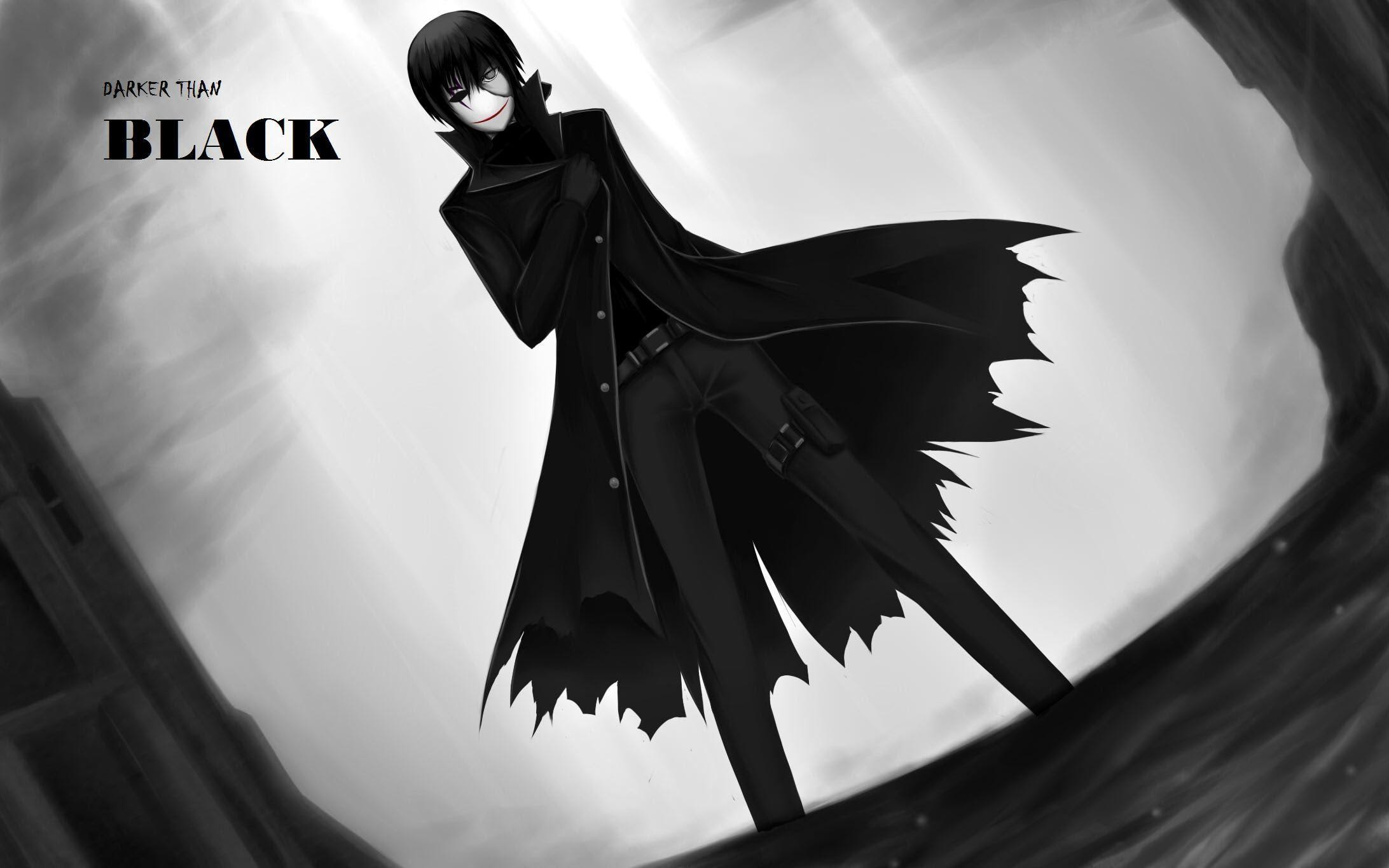 Darker Than Black Wallpapers - Wallpaper Cave