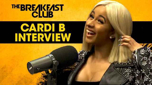 Image result for cardi b breakfast club