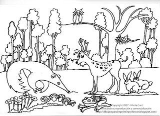 Dibujos Para Imprimir Y Colorear Gratis Para Niños Dibujo Para
