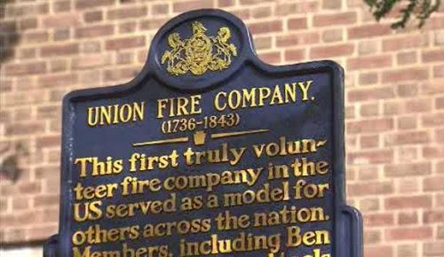 Union Fire Company – Benjamin Franklin Historical Society