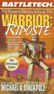 Battletech Warrior: Riposte (Book 2)