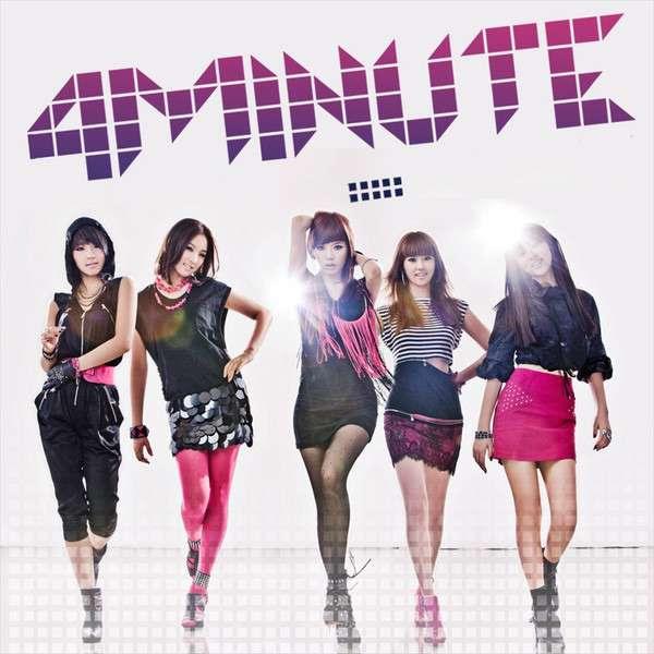 [Album] 4Minute - Festival Manufacturing Love [iTunes]