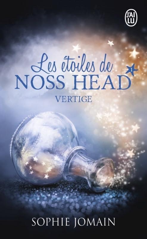 Couverture Les étoiles de Noss Head, tome 1 : Vertige
