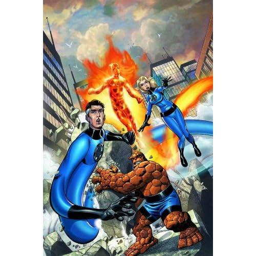 Fantastic Four, v. 3 cover -- minus the words Fantastic Four