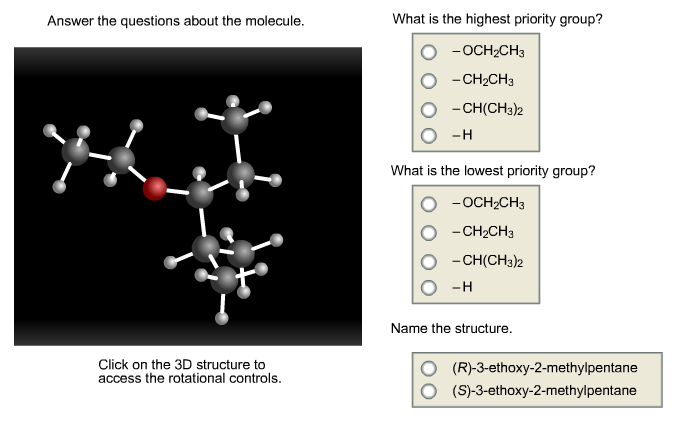 Answer The Question About The Molecule. What Is ...