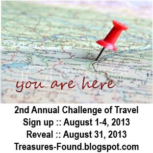 Treasures Found :: Challenge of Travel